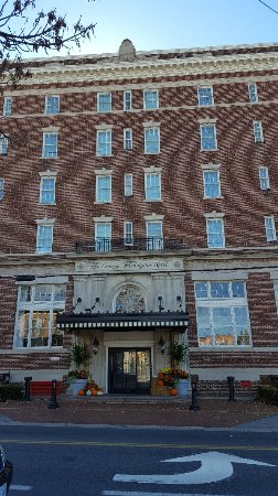 The George Washington a Wyndham Grand Hotel: 20171024_131906_large.jpg