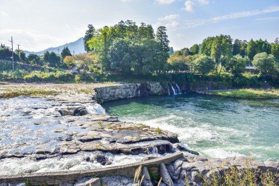 Mikazuki Falls