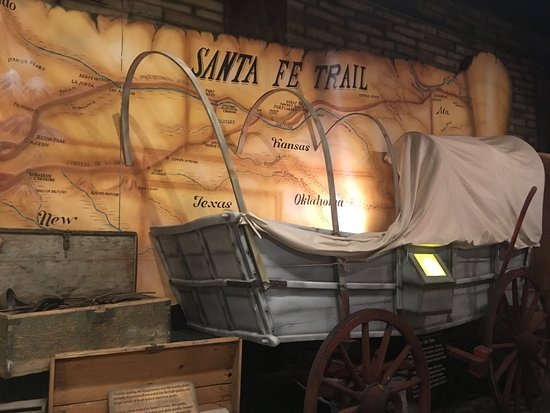 Ulysses, Канзас: Santa Fe Trail