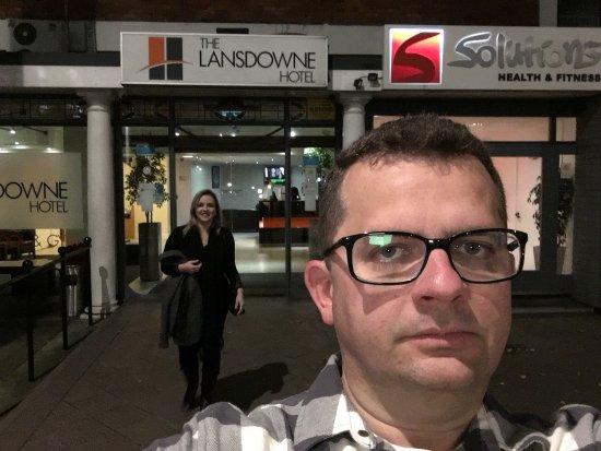 Ảnh về The Lansdowne Hotel