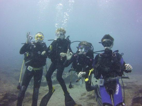 LJ Diving Tenerife Photo