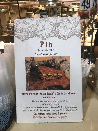 Chichen Itza Restaurant Menu Los Angeles Ca