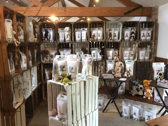 Crochet animals - Picture of Toft Studio, Dunchurch - TripAdvisor