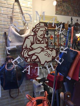 Roma Leather Picture Of Leather Craftsman Rome Tripadvisor