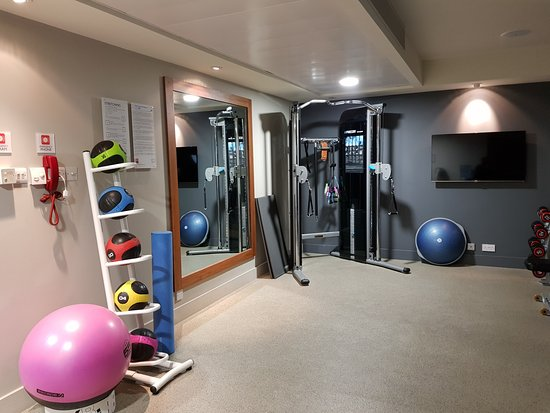 doubletree by hilton hotel london excel hotel gym