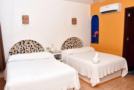 Hotel Mary Carmen: Habitación Doble - Double Room