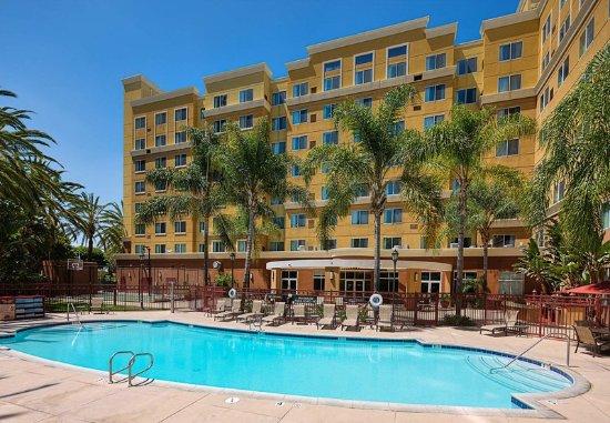 Residence Inn Anaheim Resort Area Garden Grove Desde S 502 Ca Opiniones Y Comentarios