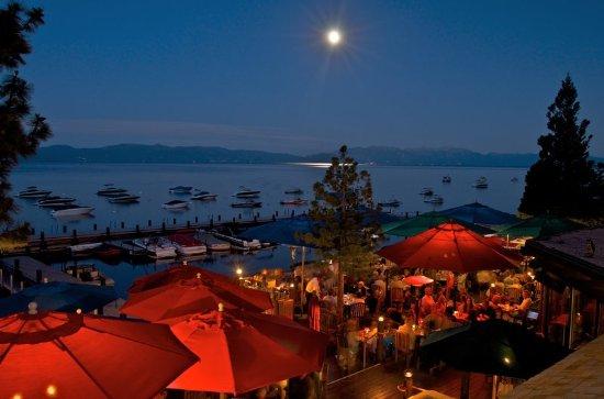 Sunnyside Restaurant Lodge Tahoe City Ca