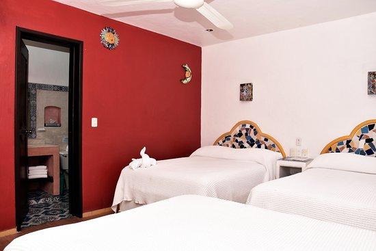 Hotel Mary Carmen: Habitación Triple - Triple Room
