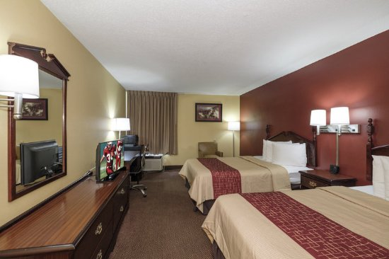 College Park, MD: Deluxe 2 Full Bed
