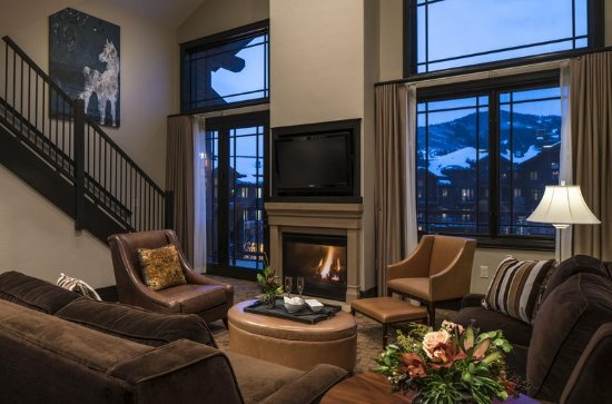 Waldorf Astoria Park City: Bi-Level Suite