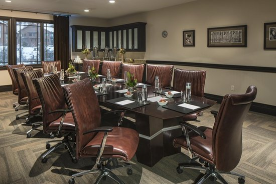 Waldorf Astoria Park City: Parleys Boardroom