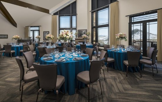 Waldorf Astoria Park City: Presidential Suite - Reception