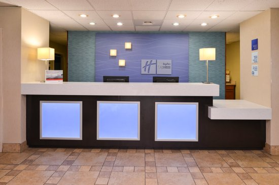 Huber Heights, OH: Front Desk