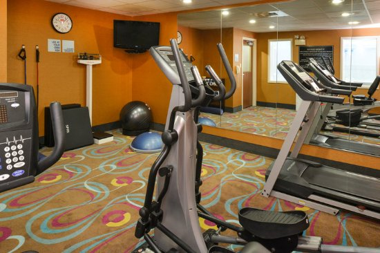 Huber Heights, OH : Fitness Center