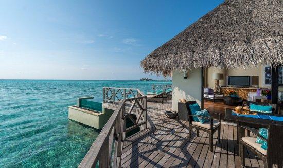 Four Seasons Resort Maldives at Kuda Huraa: Two-bedroom Water Suite