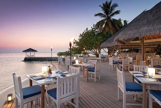 Four Seasons Resort Maldives at Kuda Huraa: Reef Club