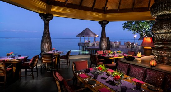 Huraa Island: Baraabaru - Indian Restaurant