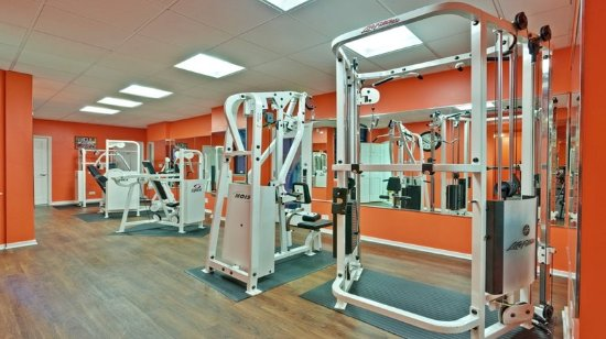 Hotel Indigo Chicago Downtown Gold Coast: Fitness Center