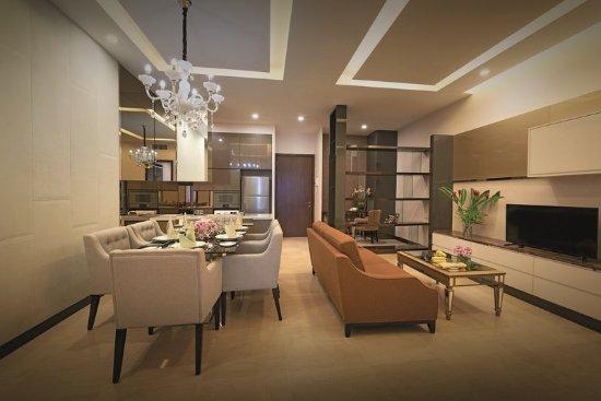 Dorsett Residences Bukit Bintang Bedroom Suite