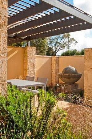Marananga, Avustralya: Seppeltsfield Suite Water Feature