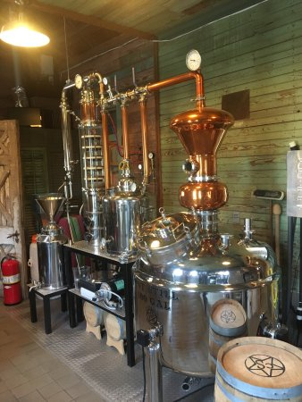 Copper Shot Distillery