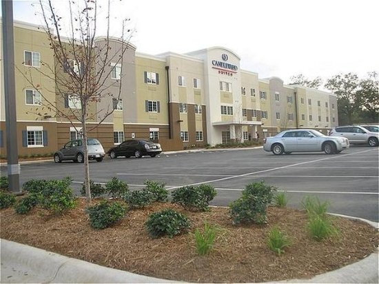 Candlewood Suites Hot Springs: Welcome to the Candlewood Suites
