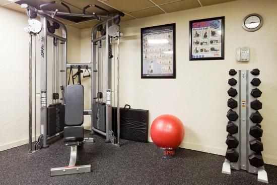 Holiday Inn of Alexandria Fitness Center
