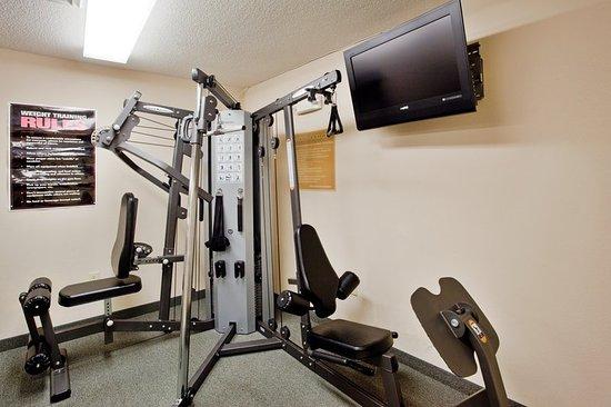 โคโลเนียลไฮทส์, เวอร์จิเนีย: Fitness Center