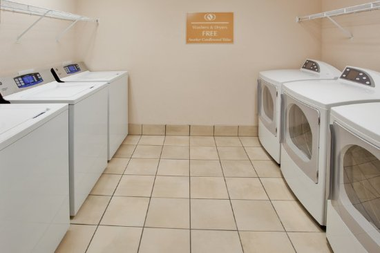 Colonial Heights, Virginie : Laundry Facility