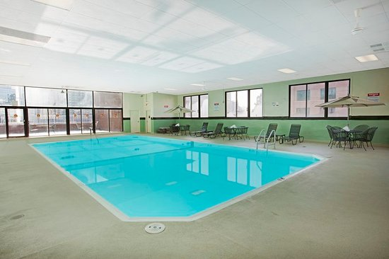 Best Western River North Hotel: Pool