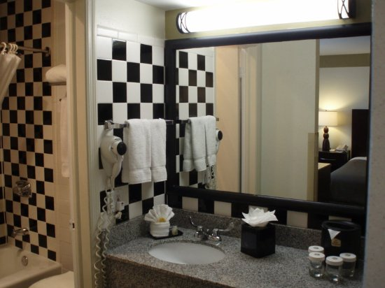 Best Western River North Hotel: Bathroom