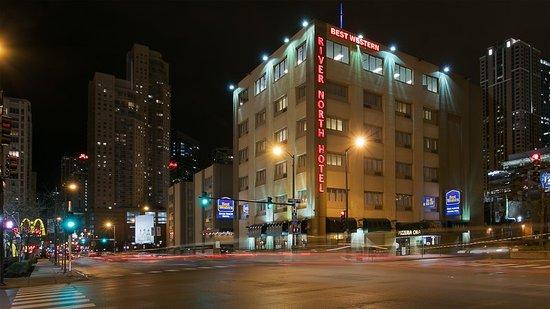 Best Western River North Hotel: Exterior