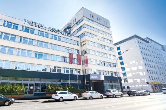 Hotel Belmondo Novum Hamburg Spaldingstr