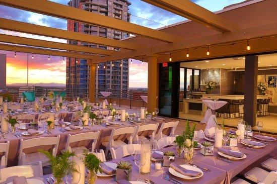 Reception Na Slici Je Hilton Garden Inn Phoenix Downtown Feniks Tripadvisor