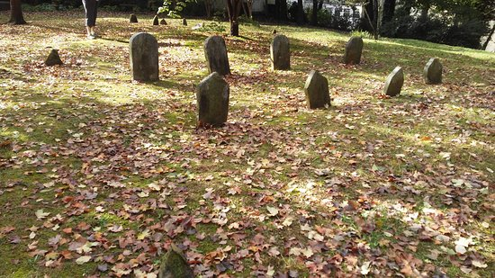 Revolutionary War Graveyard