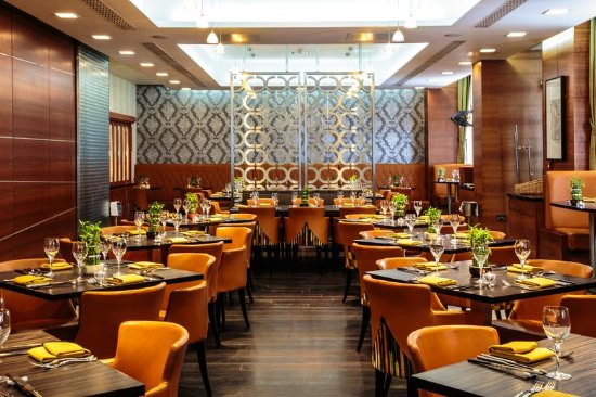 Crowne Plaza London Kensington: Restaurant