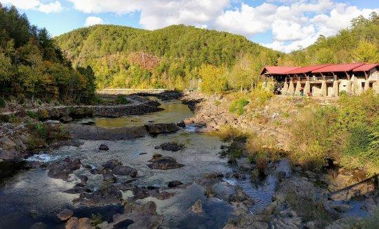 Copperhill, TN: View from bridge