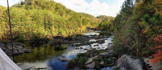 Copperhill, TN: View from main bridge