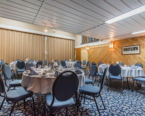 Grand Falls, Καναδάς: Banquet room