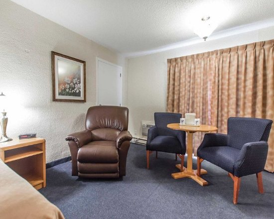 Grand Falls, Canadá: Guest room