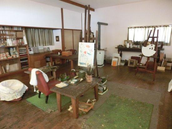 Manazuru-machi, اليابان: 復元されたアトリエ