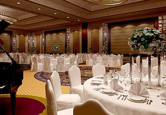 JW Marriott Hotel Ankara : Ballroom