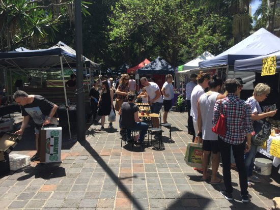 Potts Point Sunday Markets