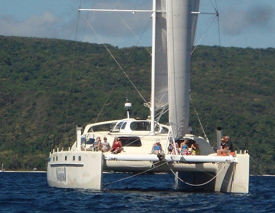South Sea Sailing Yacht Charters
