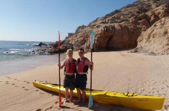 Los Cabos Arch en Bay Kayak Adventure