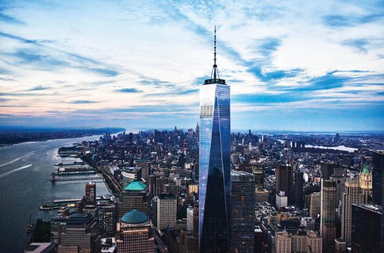 NYC: biglietto saltafila per l'osservatorio del One World Trade Center