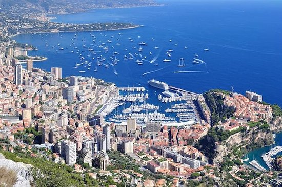 Eze, Monaco, and Monte Carlo Small-Group Tour from Nice