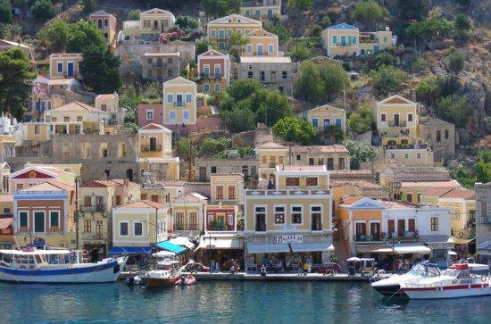 Symi Island Full-Day Boat Trip from...