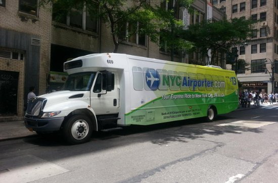 NYC Airport Express Bus to Manhattan